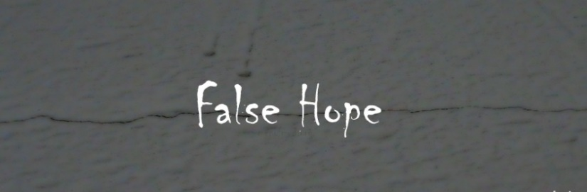 [Febr 2013] False Hope
